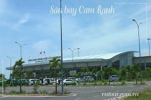 Sân bay Cam Ranh cách trung tâm Nha Trang xa hay gần? Cách di chuyển