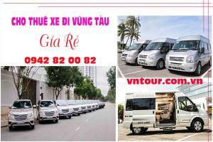 Cho thuê xe đi Vũng Tàu giá rẻ- Xe 4 -16 chỗ chỉ với giá từ 750.000 đ