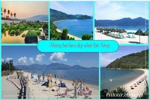 Tour Đà Nẵng và những bãi biển đẹp nhất không thể bỏ lỡ