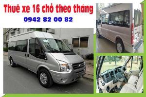Thuê xe theo tháng giá rẻ- Cần cho thuê xe 4,7,16,29,45 chỗ
