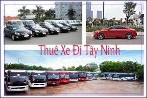 Thuê xe đi Tây Ninh giá rẻ- Cho thuê xe 4,7,16 chỗ chất lượng