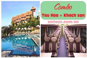 Combo du lịch Phan Thiết khuyến mãi - Tàu hỏa,resort 4 sao