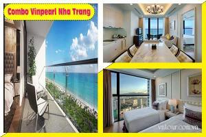 Combo Vinpearl Nha trang Beachfront Giá Rẻ