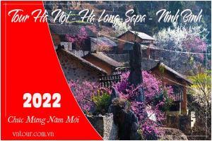 Tour du lịch Hạ Long- Sapa- Ninh Bình tết giá rẻ