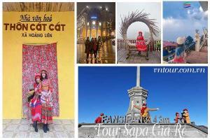Tour Du Lịch Sapa Giá rẻ
