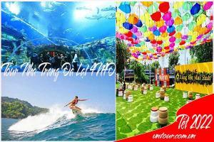 Tour du lịch Nha Trang Đà Lạt giá rẻ