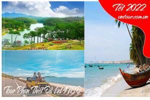 Tour du lịch Phan Thiết Đà Lạt giá rẻ 4N3Đ