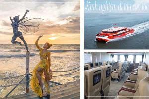 Tổng hợp kinh nghiệm đi tàu cao tốc Phú Quốc chi tiết