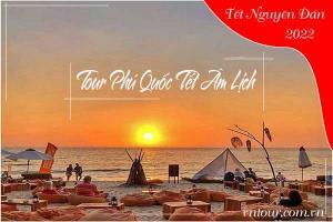 Tour du lịch Phú Quốc Tết Âm Lịch 2022: Trải Nghiệm Cáp Treo Sun World