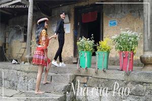 Vương vấn một chiều tháng 10 đến thăm nhà Pao- Hà Giang