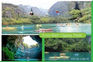 Tour du lịch Huế Quảng Bình 3 ngày 2 đêm