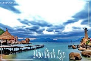 Một ngày ở Bình Lập- vùng biển đẹp hoang sơ của Khánh Hòa