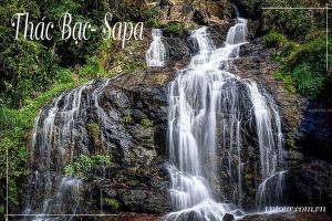 Thác Bạc- Tiếng dương cầm du dương của núi rừng Sapa