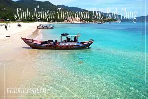 Kinh nghiệm du lịch đảo Bình Hưng chi tiết mới nhất