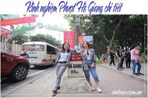 Review tour Hà Giang 3 ngày 2 đêm- Kinh nghiệm phượt chi tiết