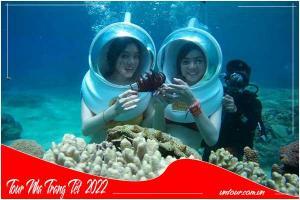 Tour du lịch Nha Trang Tết Nguyên Đán 2022