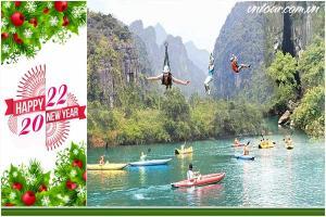 Tour du lịch Huế Quảng Bình Tết Tây 2022