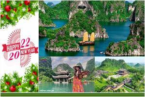 Tour du lịch Ninh Bình Hạ Long 4N3Đ Tết Dương Lịch 2022