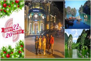 Tour du lịch Hạ Long Sapa 5N4Đ Tết Dương Lịch 2022