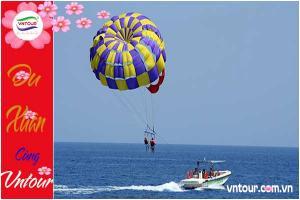 Tour du lịch Nha Trang (3N3Đ) Tết nguyên đán - KS 5* KH từ Đà Nẵng
