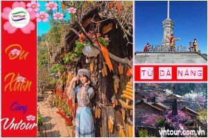 Du lịch tết 2022: Tour Sapa 3N2Đ- Khởi Hành Từ Đà Nẵng
