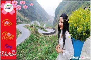 Tour Hà Giang (5N4Đ) Tết Nguyên đán giá rẻ