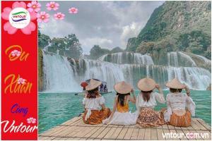 Tour Hà Giang-Cao Bằng( Thác Bản Giốc) tết nguyên đán 5N5Đ