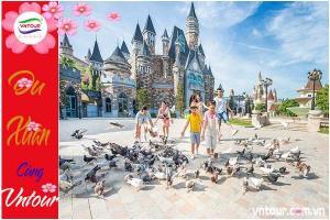 Du Lịch Tết 2022: Tour Nha Trang bằng máy bay (3N2Đ) giá rẻ